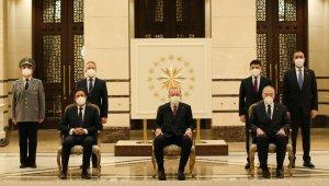 Cumhurbaşkanı Erdoğan, Bulgaristan Büyükelçisini kabul etti