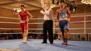 Uluslararası İstanbul Boğaziçi Boks Turnuvası'nda çeyrek final müsabakaları sona erdi