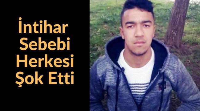 Akıl almaz olay: 19 yaşında ormanlıkta intihar etti