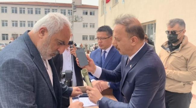 Bakan Soylu, Gara şehidinin babasıyla telefonda görüştü