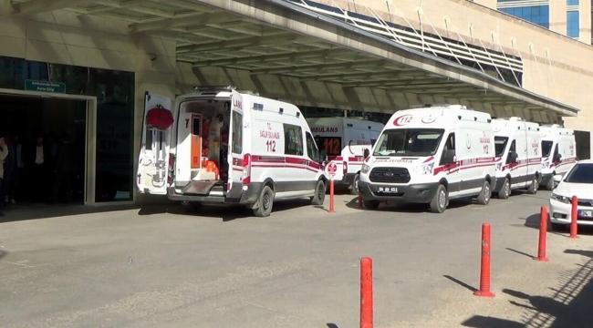 Siirt'te otomobilin çarptığı genç yaralandı