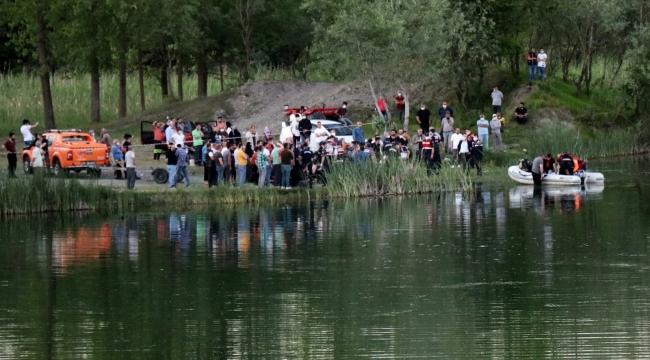 Serinlemek için girdiği göletten 2 saat sonra cansız bedeni çıktı