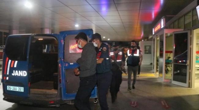 Yurt dışına kaçmaya çalışan 6 FETÖ şüphelisinden 5'i tutuklandı